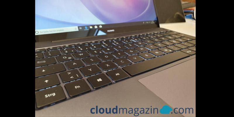 Matebook 13 Tastatur