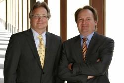 U-S-C GmbH  - Geschäftsführer Peter Reiner und Walter Lang