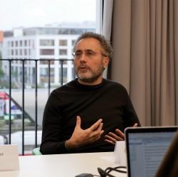 Urs Hölzle, Mitarbeiter Nummer 8 bei Google (Bild: Cloudmagazin)