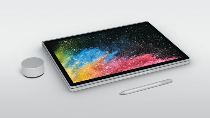 Surface Book 2 mit 15-Zoll-Display - vielseitiger Laptop, leistungsstarkes Tablet und tragbares Studio in einem. (Quelle: Microsoft)