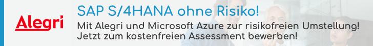 Alegri - SAP on Azure
