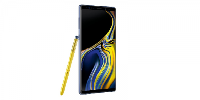 Das Galaxy Note9 (Quelle: Samsung)