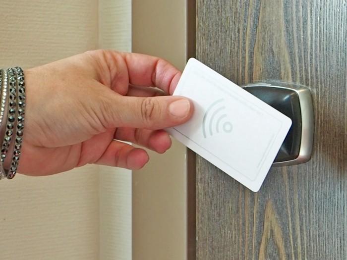 Digitale Hotelzimmerschlüssel können zur Gefahr für Geste werden