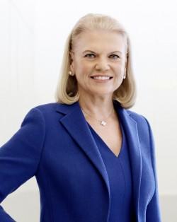 Ginni Rometty, CEO von IBM (Bildquelle: IBM)