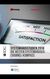 Systemhausstudie 2018