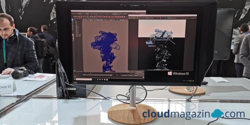 ConceptD Monitor