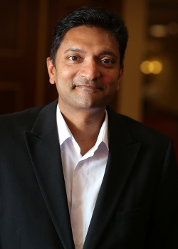 Harish Agastya, Senior Vice President of Enterprise Solutions bei Bitdefender.