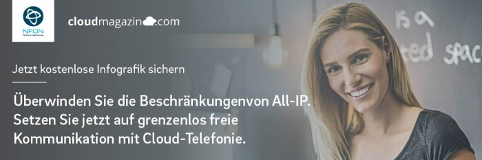 Cloud telefonie Infografik Download